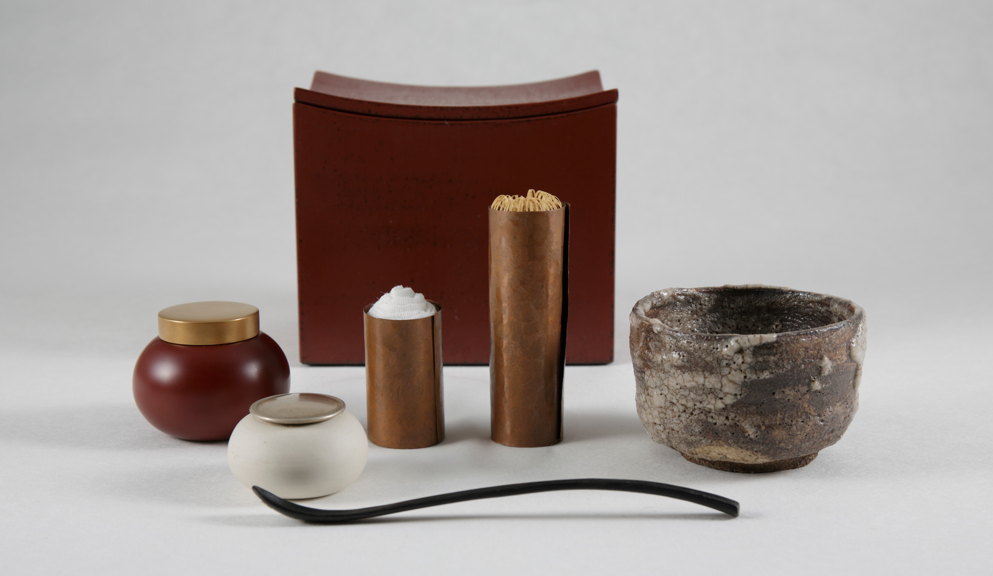 赤木明登 茶の箱展
