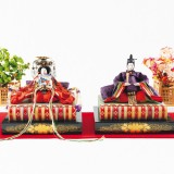 -The collection of TANAKA NOBUKO- Hina Dolls and Miniature Utensils