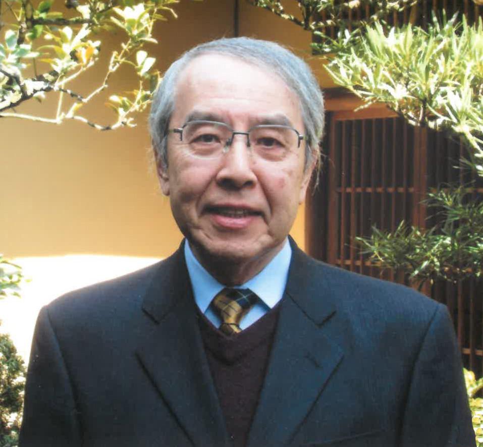竹居明男先生