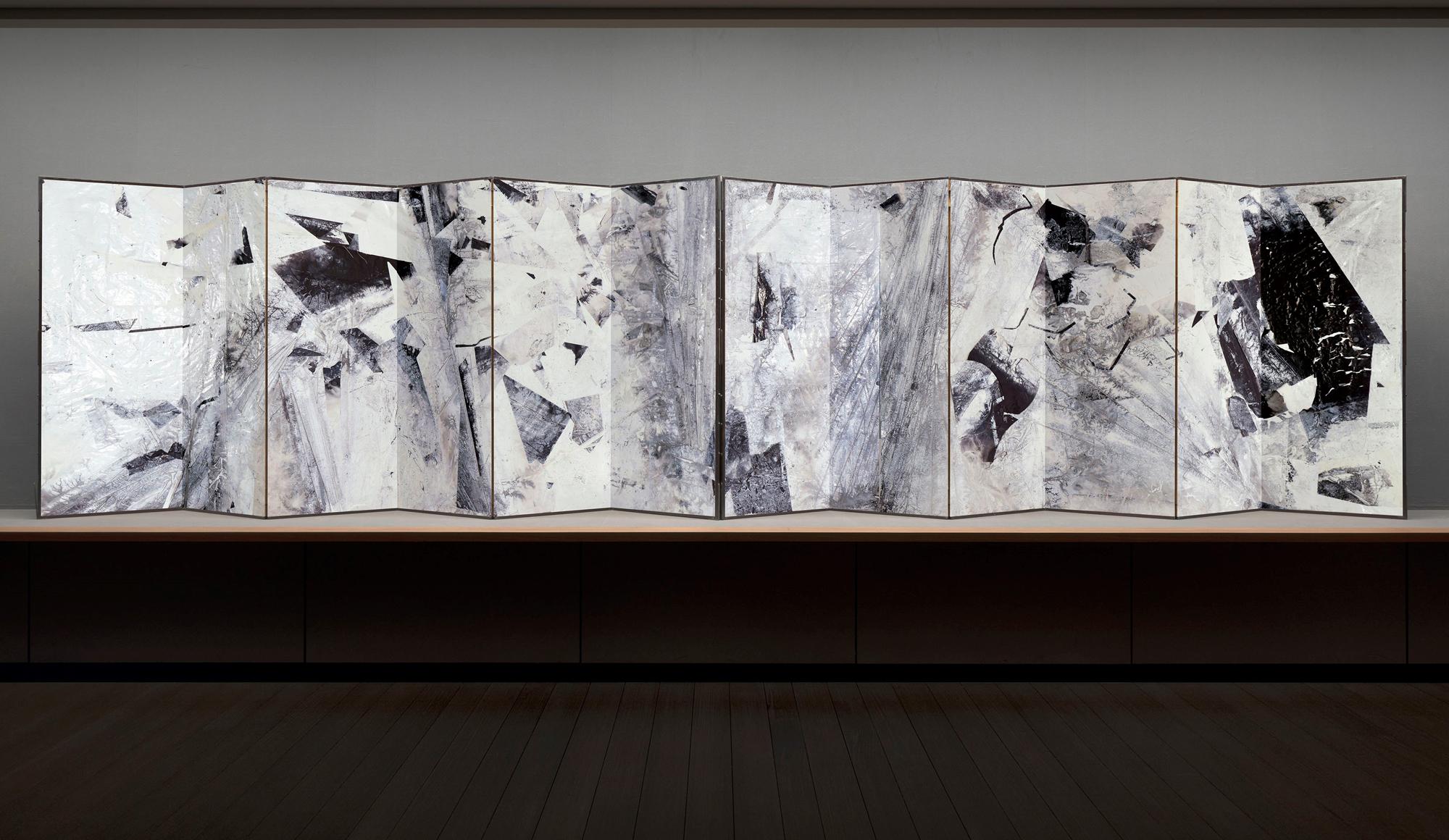 鄭重賓 流動的尺寸 Zheng Chongbin: Dimension and Flow