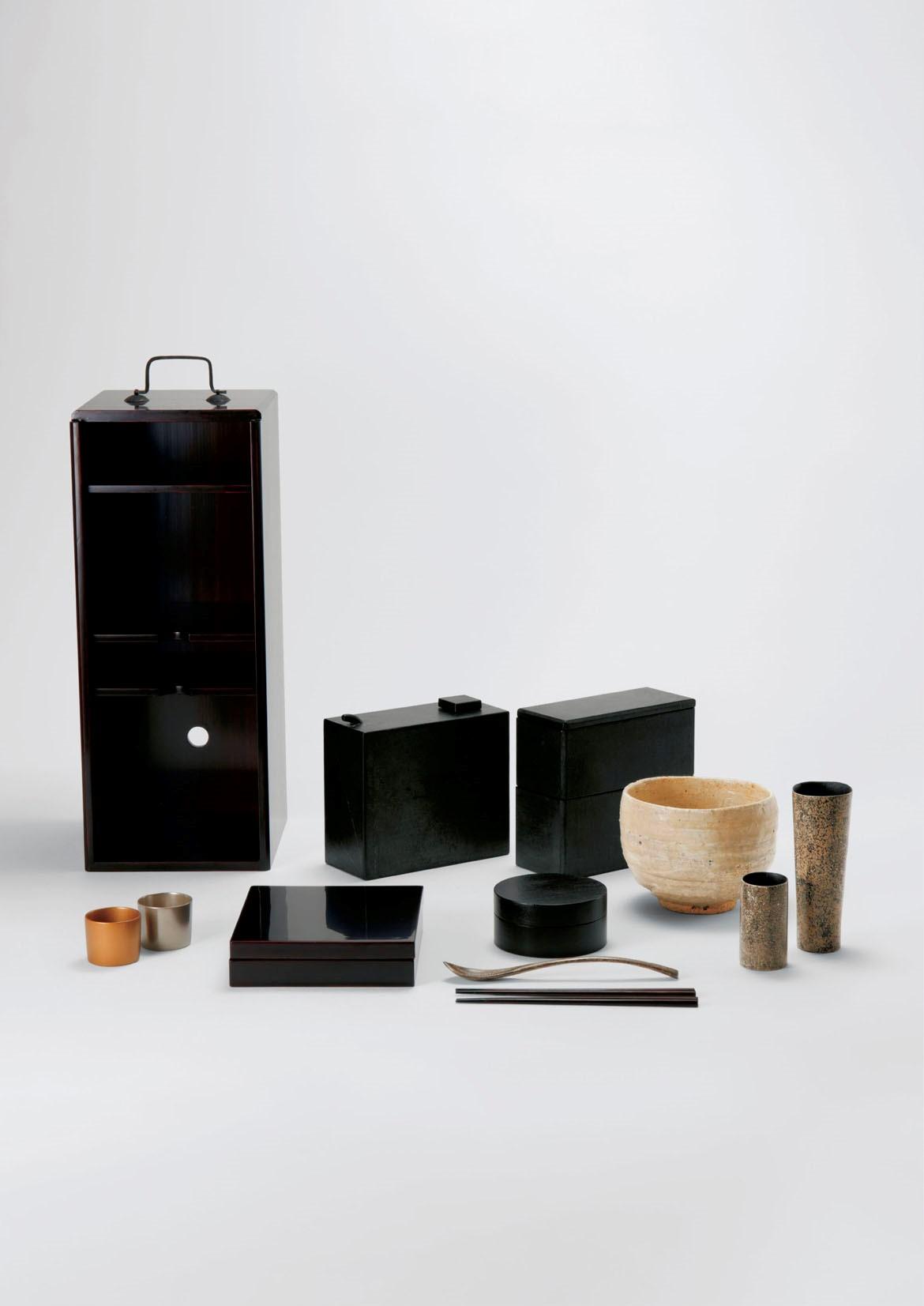 Akagi Akito: Objects for Tea